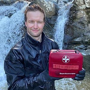 IPX7 Certified Waterproof Kit