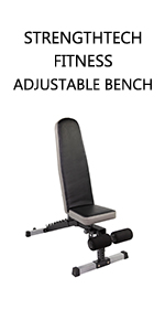 WEIGHT BENCH, ADJUSTABLE WEIGHT BENCH