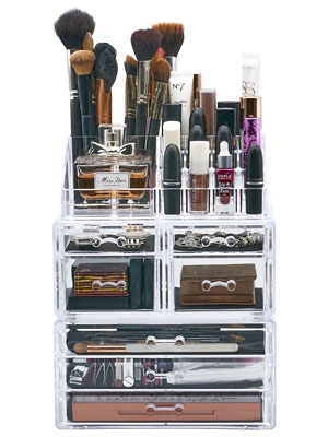 7 Draw Makeup Organiser