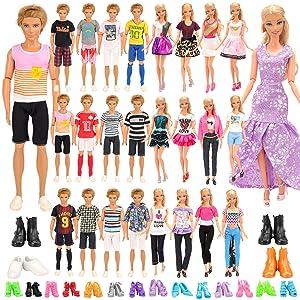 barbie ken clothes