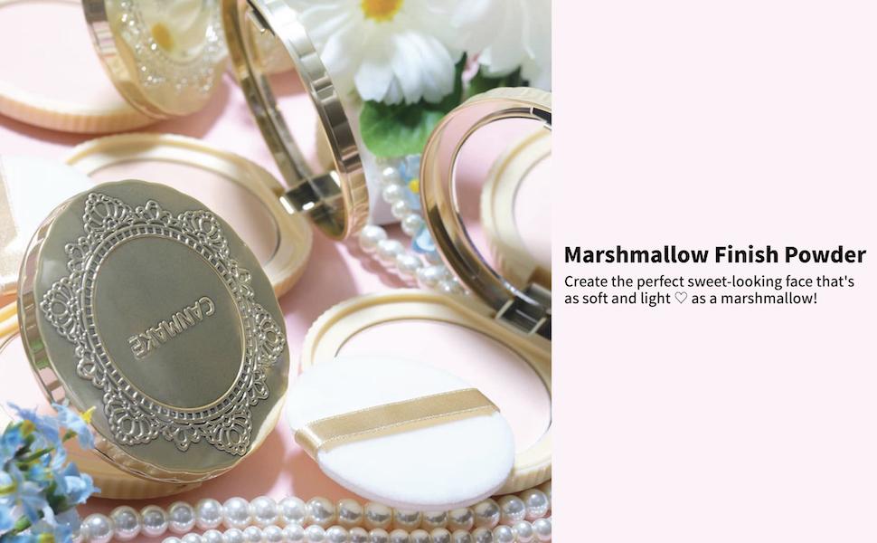 Marshmallow Finish Powder