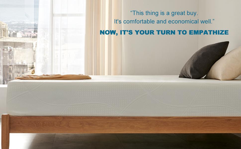 king size mattress green tea gel memory foam mattress in a box king mattress medium firm mattress