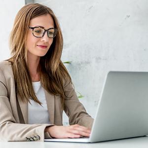 blue light blocking glasses women