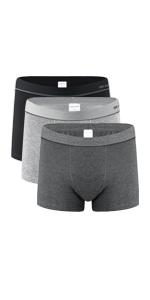 Banunos 3 pack trunks for men