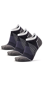 Cushioned Running Socks