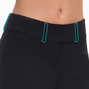 Passanti per cintura anteriore e posteriore