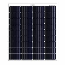 100W Mono PERC solar Panel, PV Module, Plate