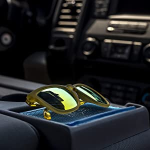 or Cooler Lure Lock Pad with TakLogic Technology Gel 2-Pack for Cellphones Keys or Shades on Your Boat Dashboard