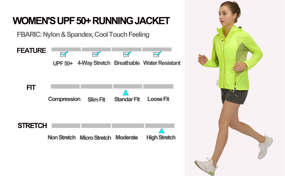 lightweight quick dry hooded jackets