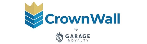 crownwall, garage royalty, garage storage
