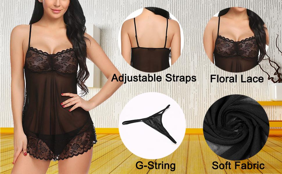 babydoll lingerie for women lingerie for women for sex sexy lingerie for honeymoon sex