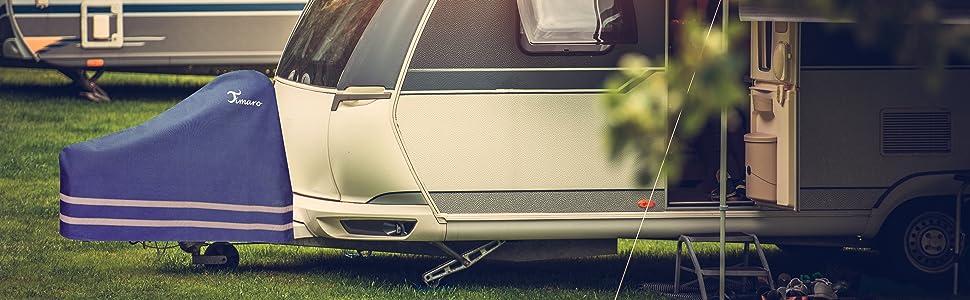 Deichselhaube Schutzhaube Deichsel Zugmaul PKW Anhänger Wohnwagen Top Qualität