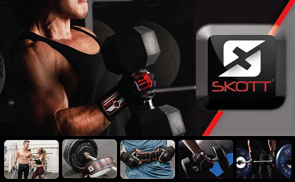 skott fitness brand
