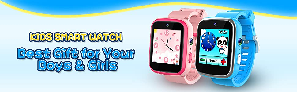 Kids smart watch, Best Gift for Your Boys & Girls