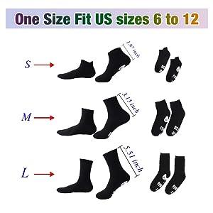 Gaming Socks Size
