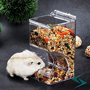 automatic hamster feeder hamster automatic feeder hamster feeder automatic hamster food dispenser