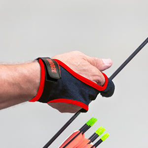 Archery youth glove