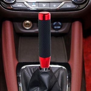 Black Arenbel Automatic Shifter knob 5.12 Long Stick Shifting Gear Shift Handle of Aluminum Alloy fit Most Cars Trucks Tructors and SUV