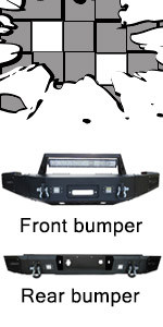 2013 Chevy 1500 bumper