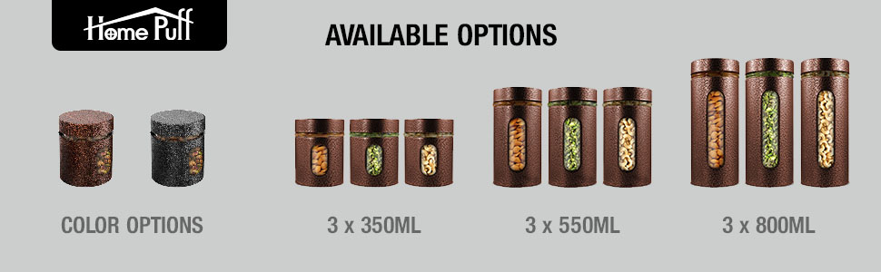 HomePuff Canisters Banner