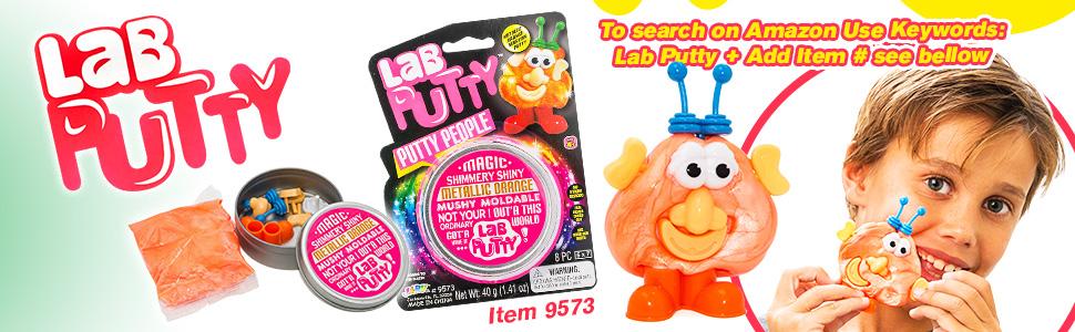 Lab Putty