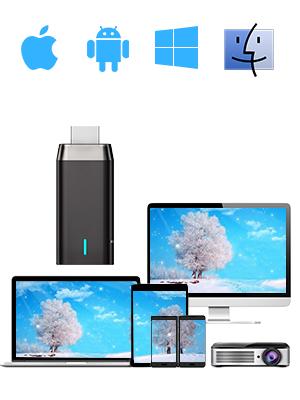 wireless display receiver