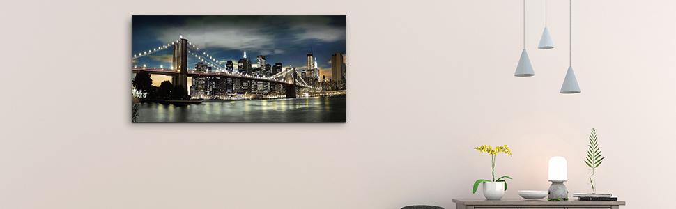 Brooklyn Bridge Wall Pictures