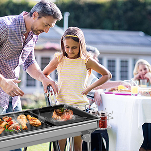 Familiengrill