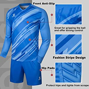 goalie uniform set