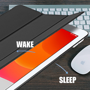 Support sleep/wake feature