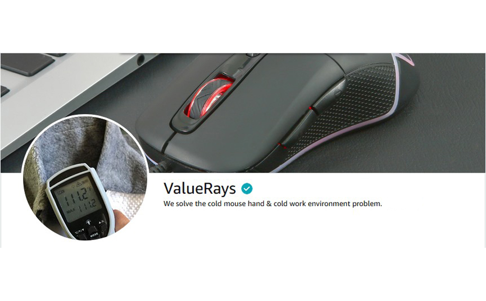 valuerays,heated mouse,heated chair pad,mouse hand warmer,warm mouse,warming mouse,chair warmer,hot