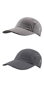 Foldable Baseball Cap