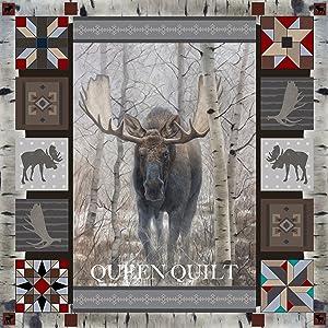 queen quilt design