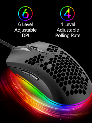 Customized Lightweight Mouse