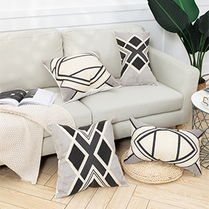 bed decorative pillows sofa pillow covers