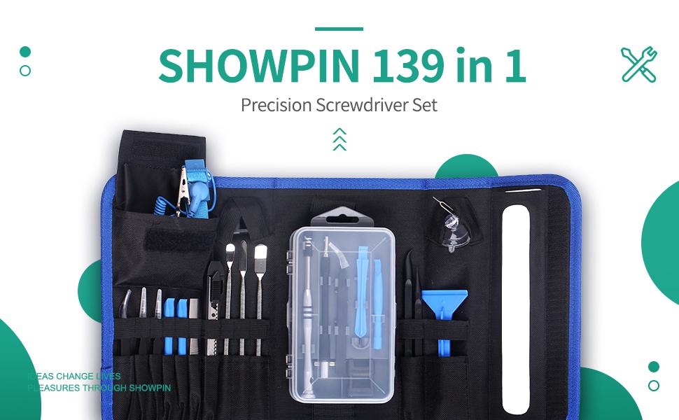 T6 T8 T10 profesional screwdriver set for macbook mac mini