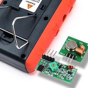 Built-in signal module
