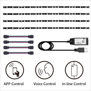 smart strip lights for tv