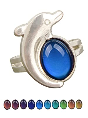 Mood Ring Dolphin