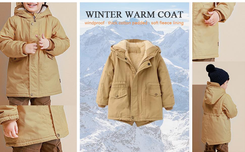 long sleeve down jacket coat