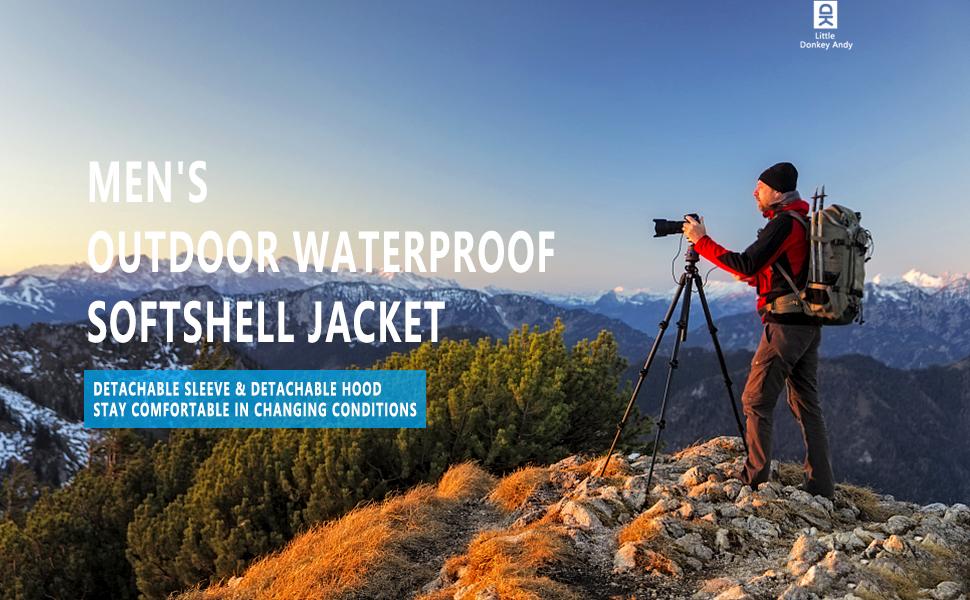 outdoor hiking travel jacket