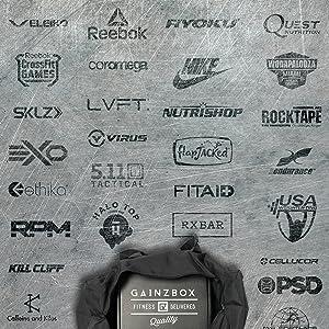 Gainz Box Brands