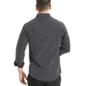 classic regular fit slim fit looks great dress shirt well made fits perfectly nice looking shirt