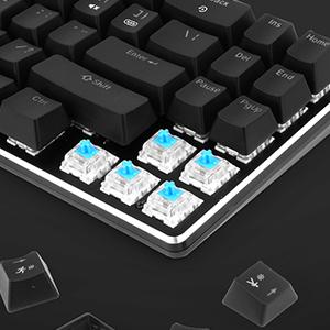 Blue Switch Mechanical Keyboard
