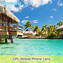 CPL Mobile Phone Lens