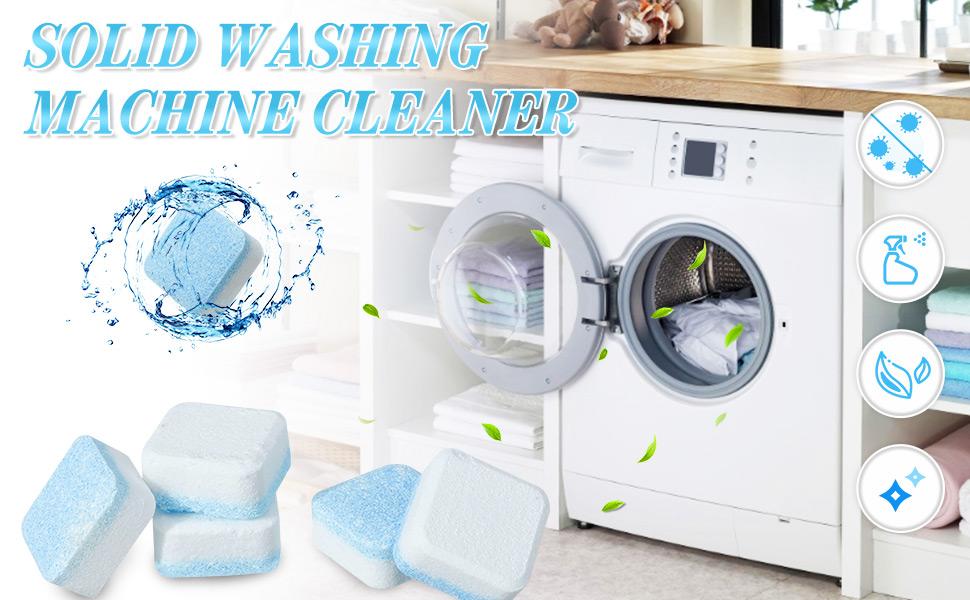 Solid Washing Machine Cleaner