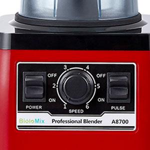 blender control panel