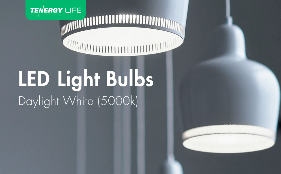 led daylight white light bulbs