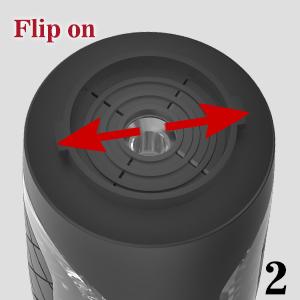 flip male sex toy