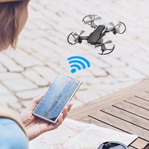Mini Drone para Niños con Cámara